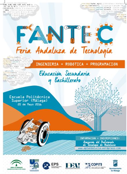 II Feria Andaluza de Tecnología (Educación Secundaria y Bachillerato)